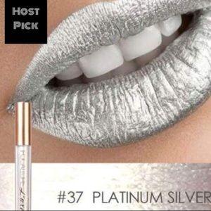 Focallure Luxe Platinum Silver Long Wear Liqd Lip